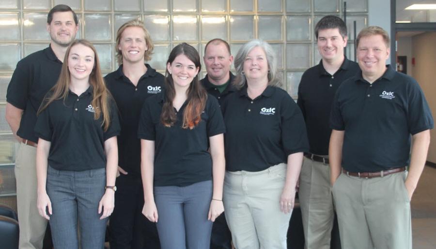 Ozark Integrated Circuits staff