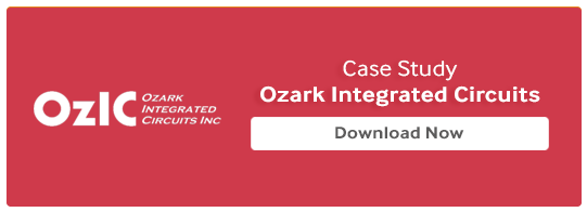 Ozark Integrated Circuits Case Study