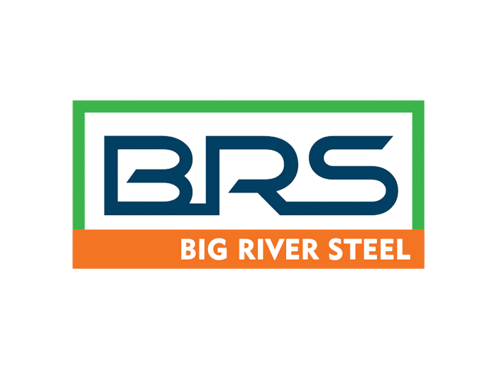 big river steel logo